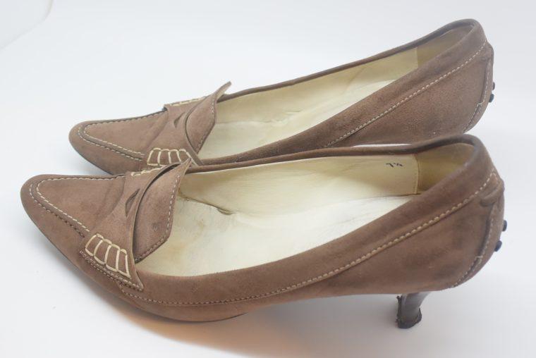 Tods Schuhe Pumps braun 37-12113