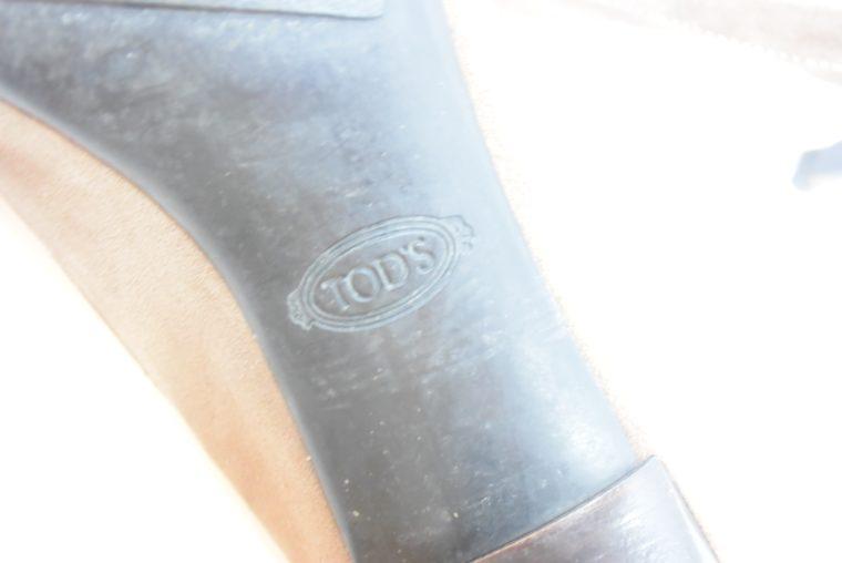 Tods Schuhe Pumps braun 37-12114