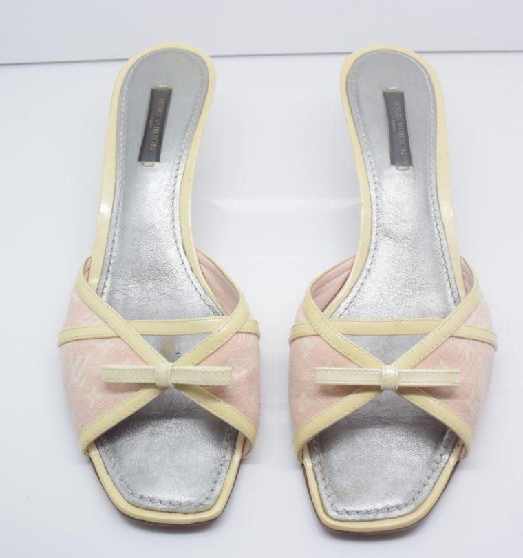 Louis Vuitton Schuhe Pumps rosa 38-12448