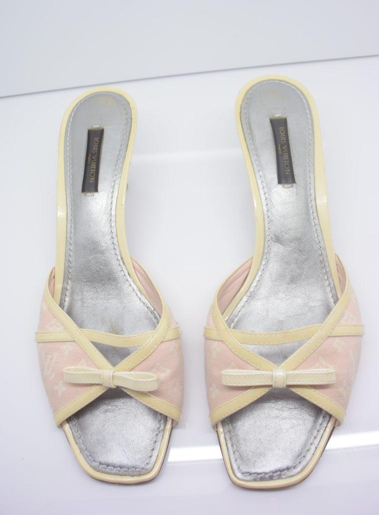 Louis Vuitton Schuhe Pumps rosa 38-12450