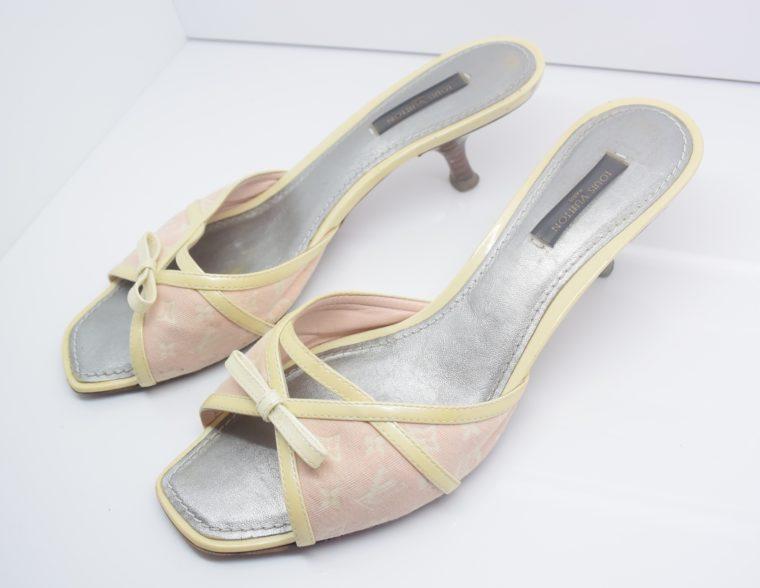 Louis Vuitton Schuhe Pumps rosa 38-0