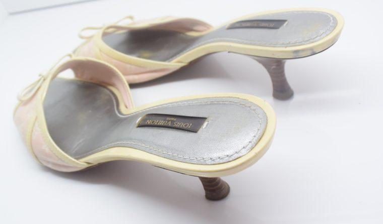 Louis Vuitton Schuhe Pumps rosa 38-12451