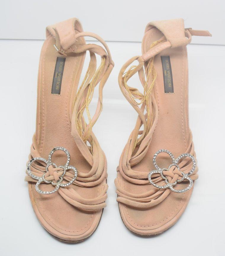 Louis Vuitton Schuhe Pumps rosa 37-12453