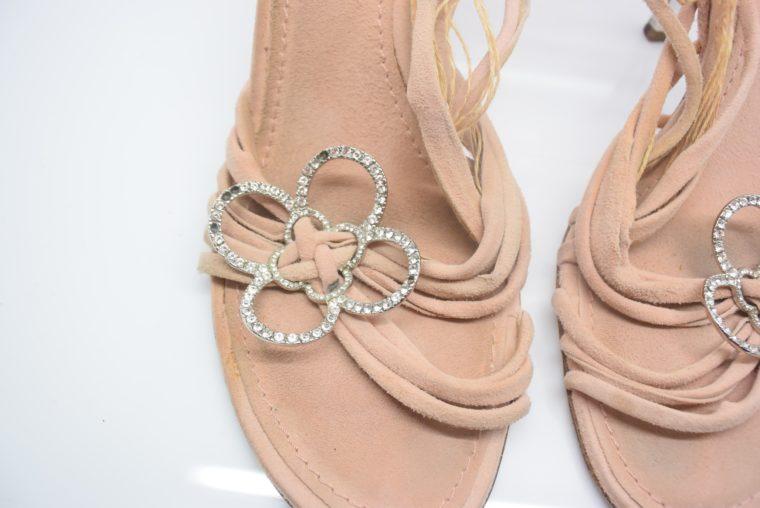 Louis Vuitton Schuhe Pumps rosa 37-12459