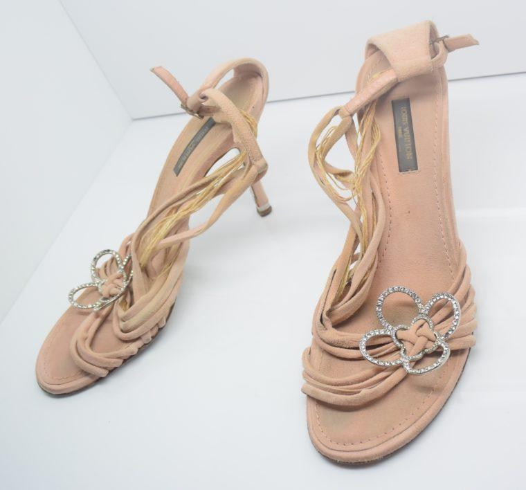 Louis Vuitton Schuhe Pumps rosa 37-0
