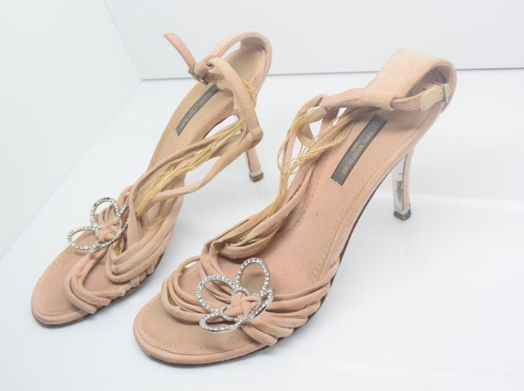 Louis Vuitton Schuhe Pumps rosa 37-12455