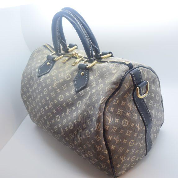 Louis Vuitton Tasche Speedy 30 Idylle blau