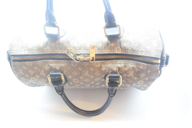 Louis Vuitton Tasche Speedy 30 Idylle blau-12372