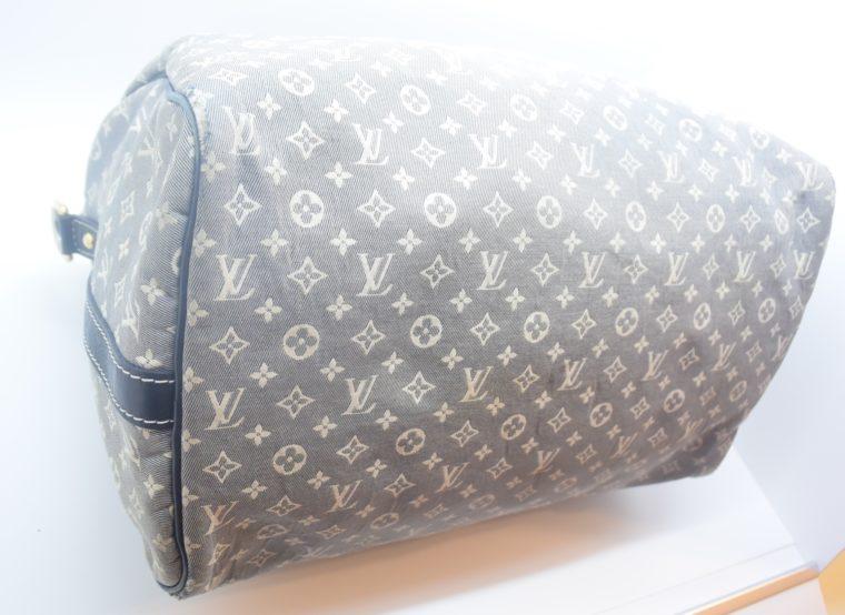 Louis Vuitton Tasche Speedy 30 Idylle blau-12373