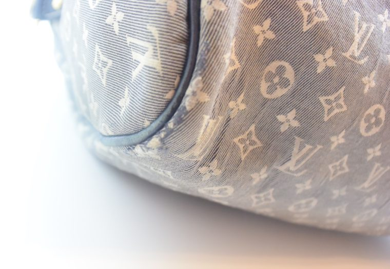 Louis Vuitton Tasche Speedy 30 Idylle blau-12374