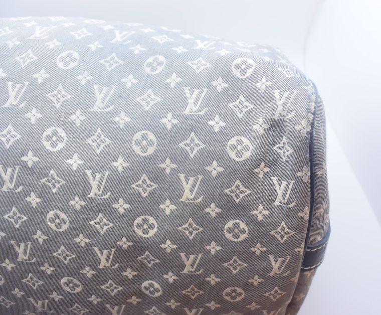 Louis Vuitton Tasche Speedy 30 Idylle blau-12375