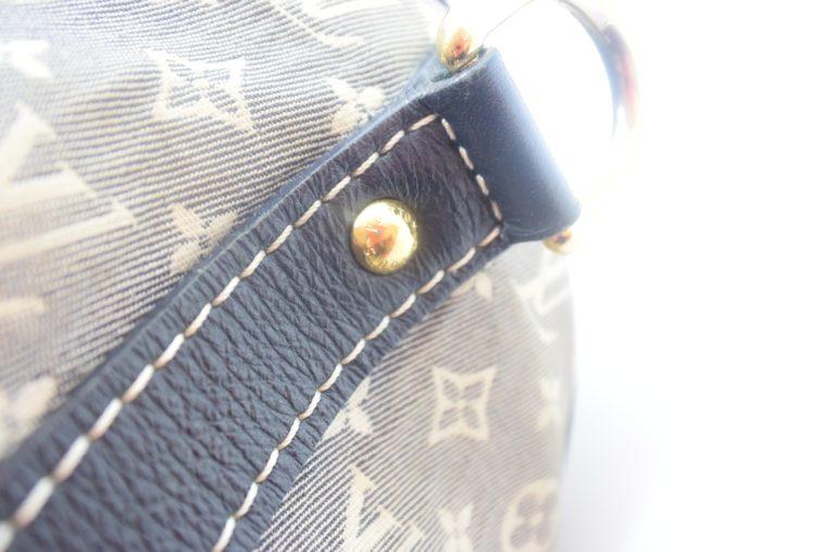 Louis Vuitton Tasche Speedy 30 Idylle blau-12376
