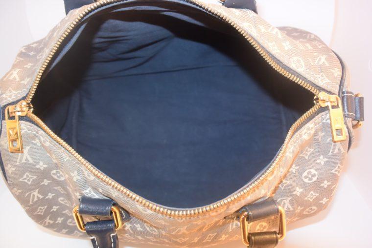 Louis Vuitton Tasche Speedy 30 Idylle blau-12377