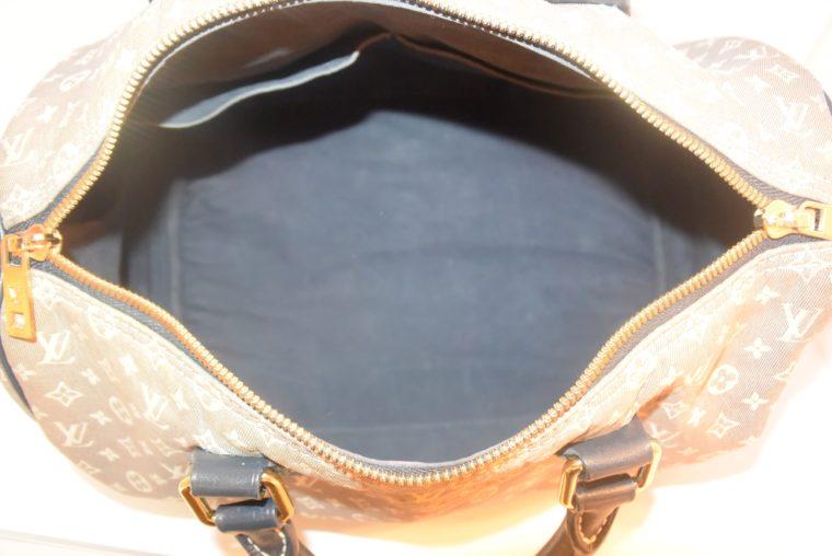 Louis Vuitton Tasche Speedy 30 Idylle blau-12379