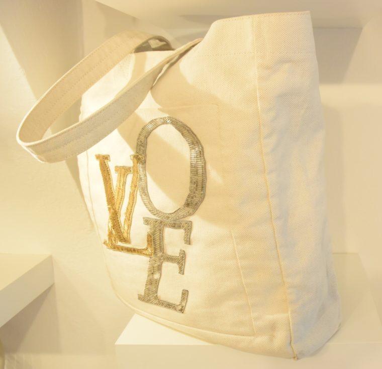 Louis Vuitton Tasche weiß Love-12759