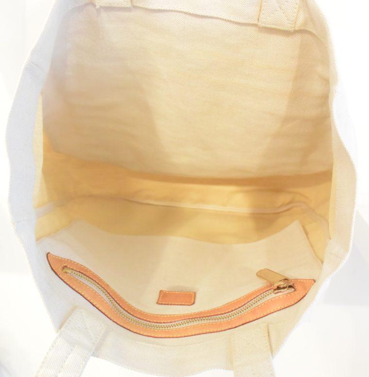 Louis Vuitton Tasche weiß Love-12762