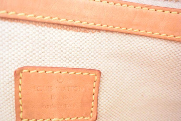 Louis Vuitton Tasche weiß Love-12776