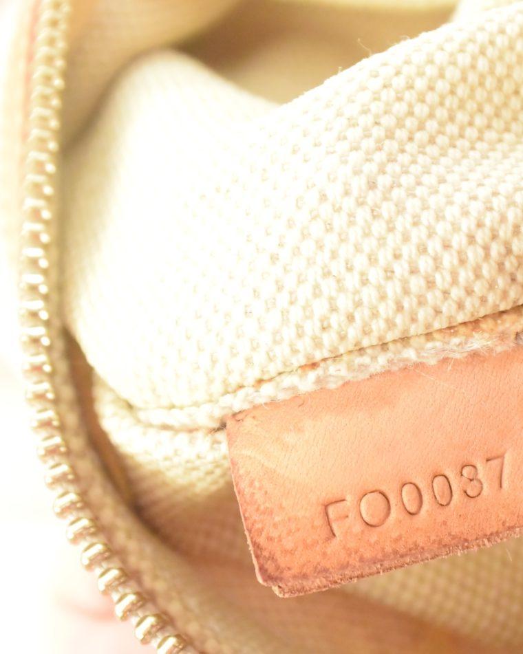 Louis Vuitton Tasche weiß Love-12778