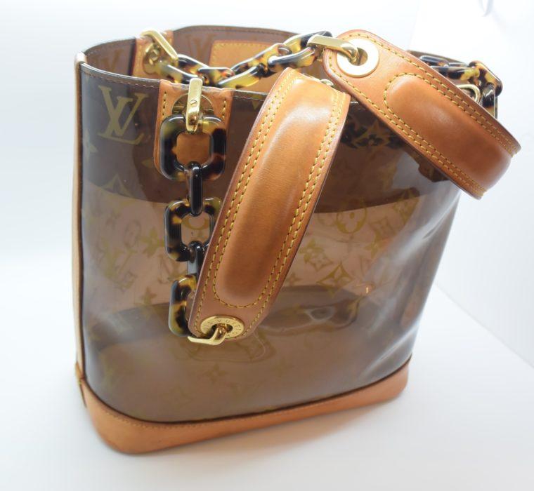 Louis Vuitton Tasche Sac Ambre Sac Cabas PM Monogram Vinyl-13029