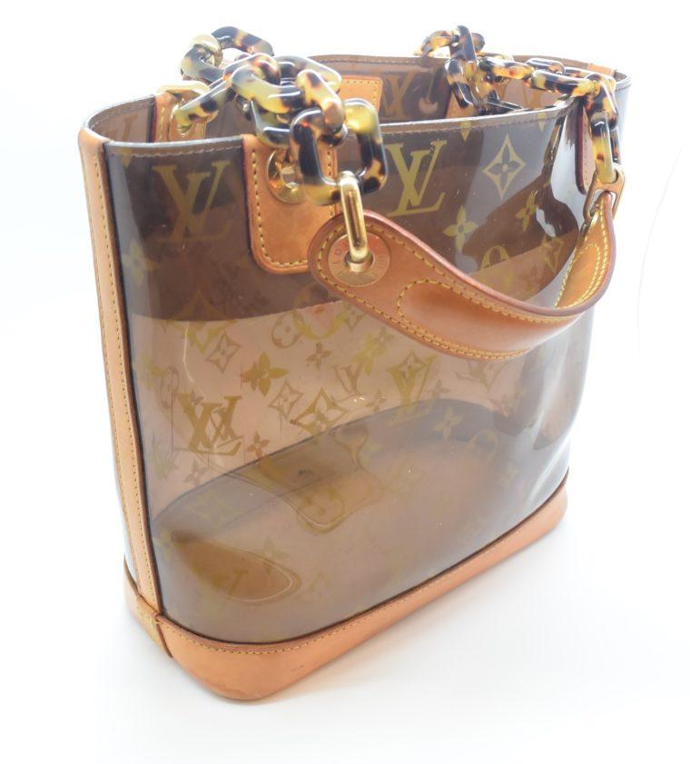 Louis Vuitton Tasche Sac Ambre Sac Cabas PM Monogram Vinyl-0