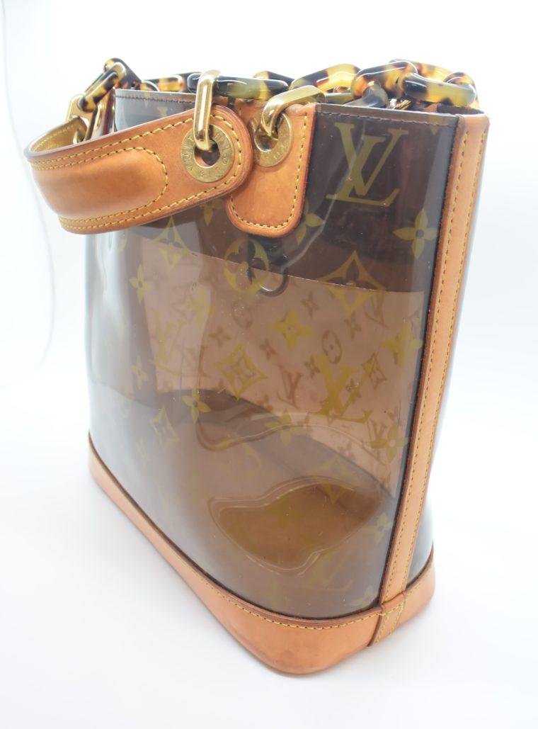 Louis Vuitton Tasche Sac Ambre Sac Cabas PM Monogram Vinyl-13033