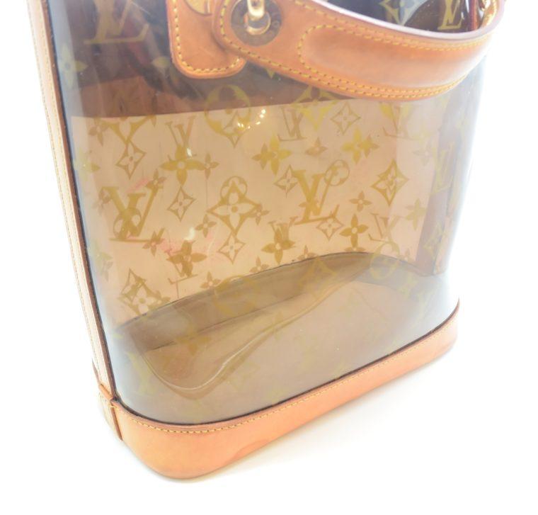 Louis Vuitton Tasche Sac Ambre Sac Cabas PM Monogram Vinyl-13032