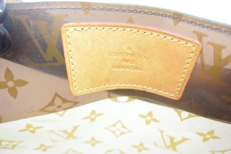 Louis Vuitton Tasche Sac Ambre Sac Cabas PM Monogram Vinyl-13035