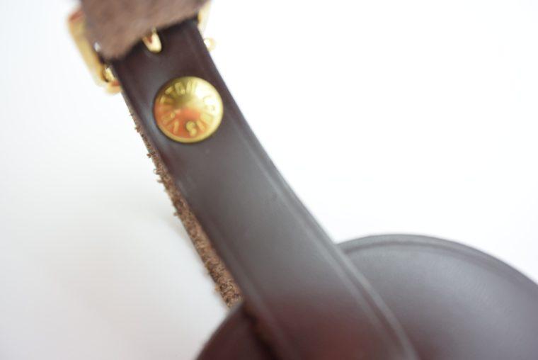 Louis Vuitton Adressanhänger braun A K-12914