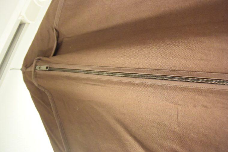 Louis Vuitton Kleiderhülle Kleidersack groß braun-12981