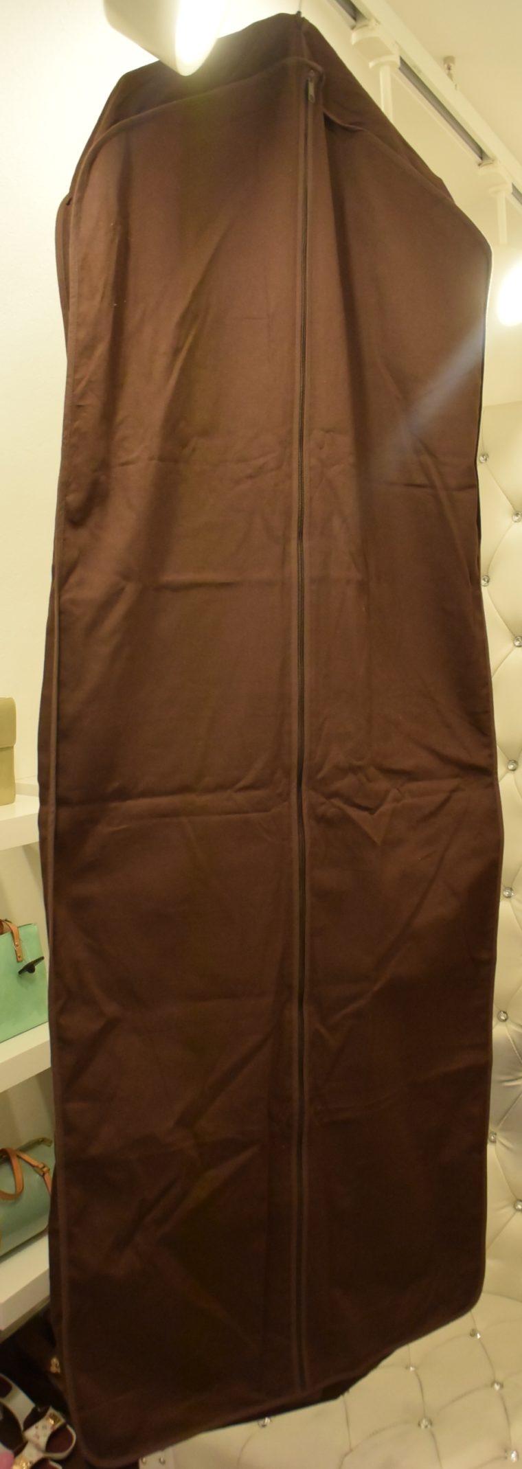 Louis Vuitton Kleiderhülle Kleidersack groß braun-12983