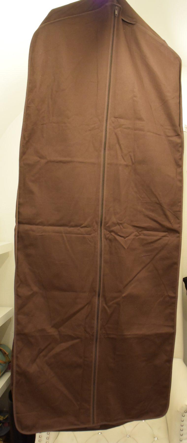 Louis Vuitton Kleiderhülle Kleidersack groß braun-12982