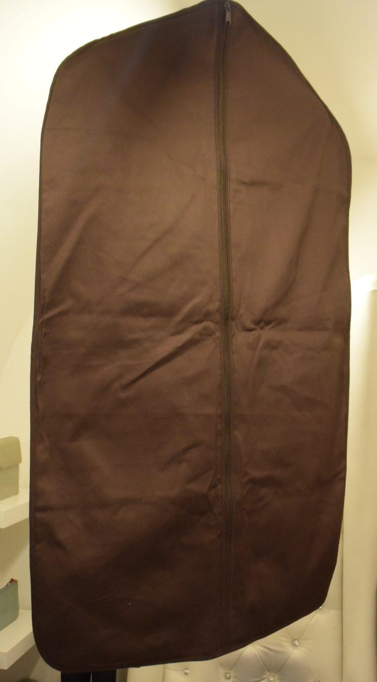 Louis Vuitton Kleiderhülle Kleidersack braun-12992