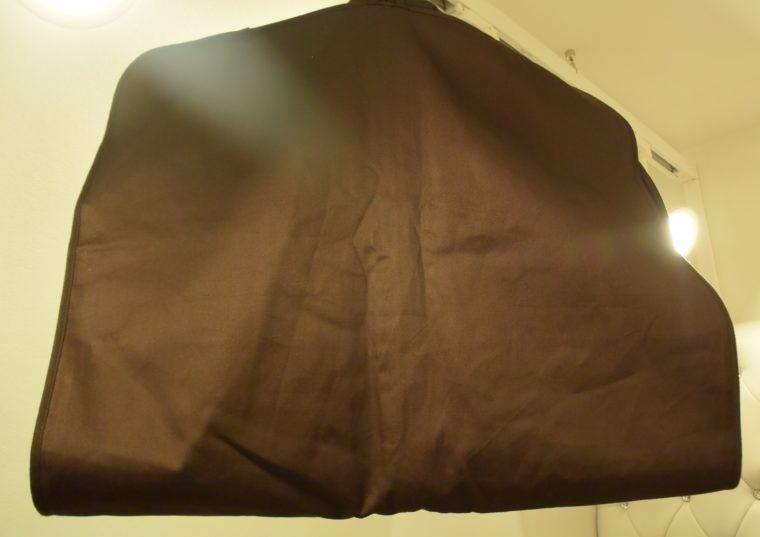 Louis Vuitton Kleiderhülle Kleidersack braun-12996