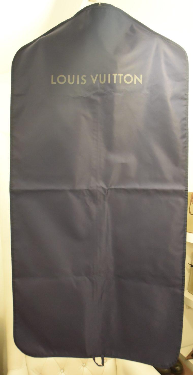 Louis Vuitton Kleiderhülle Kleidersack blau wasserabweisend -13009