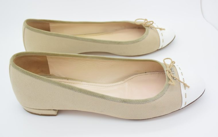 Prada Ballerinas beige 36-13109