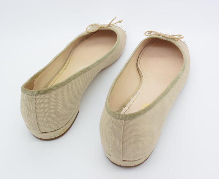 Prada Ballerinas beige 36-13110
