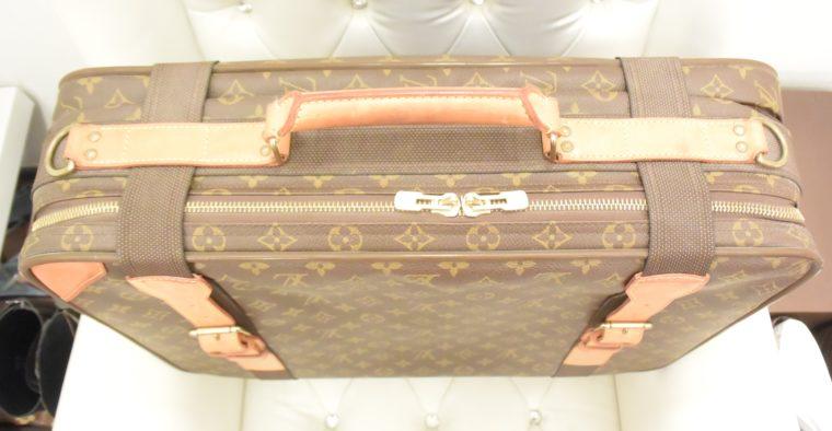 Louis Vuitton Koffer Satellite 55 Monogram Canvas-13081
