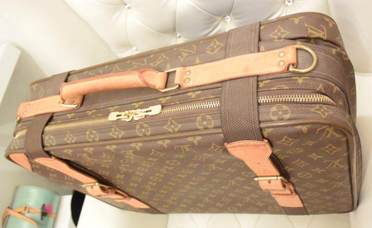 Louis Vuitton Koffer Satellite 55 Monogram Canvas-13085