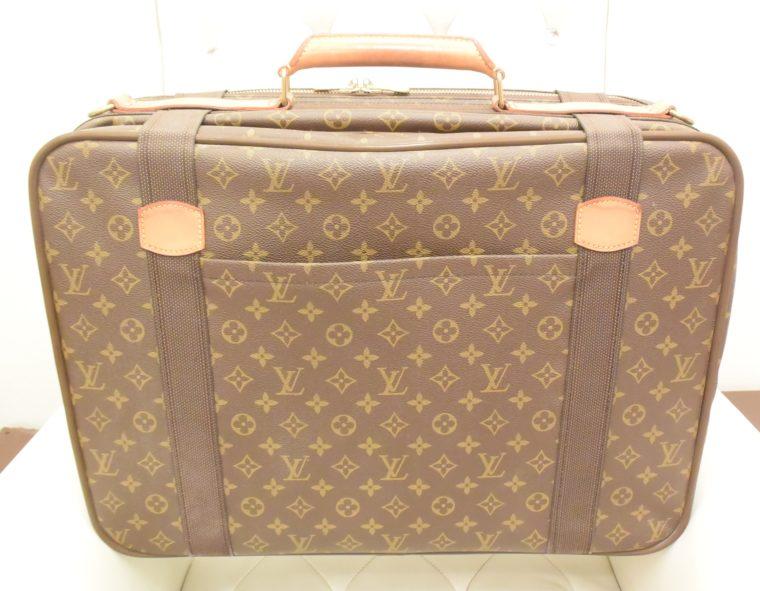 Louis Vuitton Koffer Satellite 55 Monogram Canvas-13086