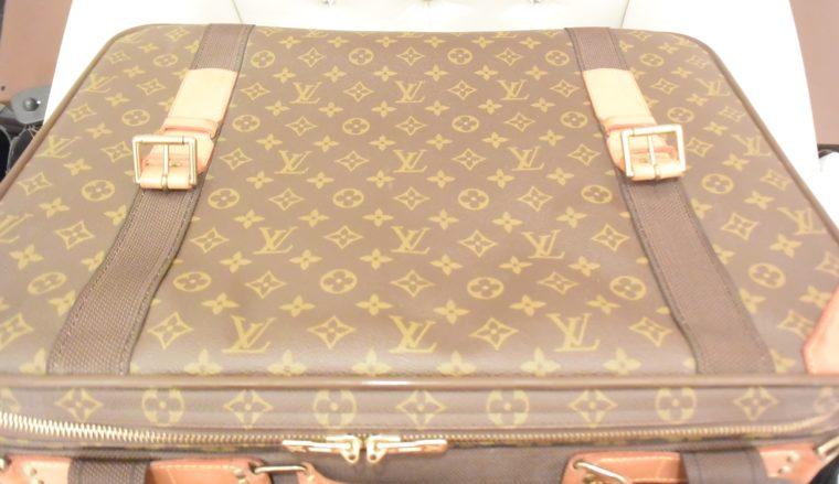 Louis Vuitton Koffer Satellite 55 Monogram Canvas-13088