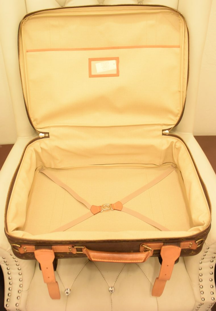 Louis Vuitton Koffer Satellite 55 Monogram Canvas-13089