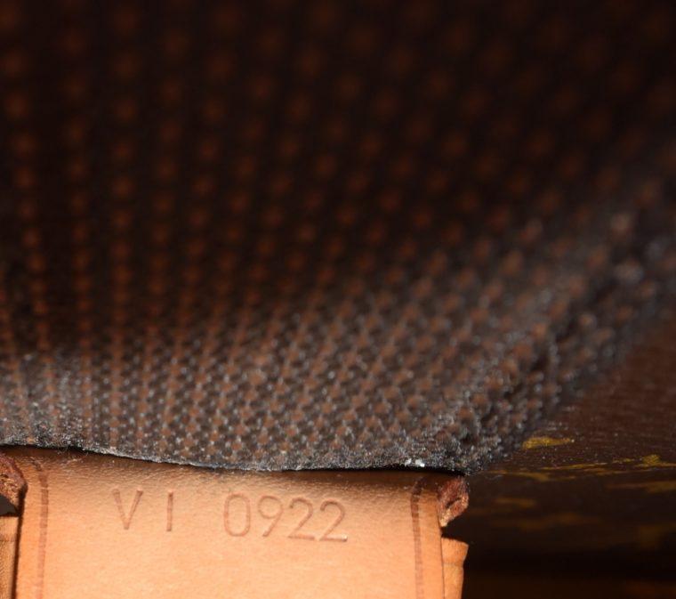 Louis Vuitton Koffer Satellite 55 Monogram Canvas-13093