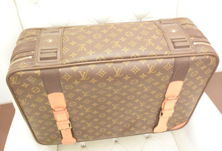 Louis Vuitton Koffer Satellite 55 Monogram Canvas-13095