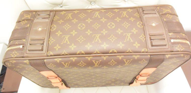 Louis Vuitton Koffer Satellite 55 Monogram Canvas-13097
