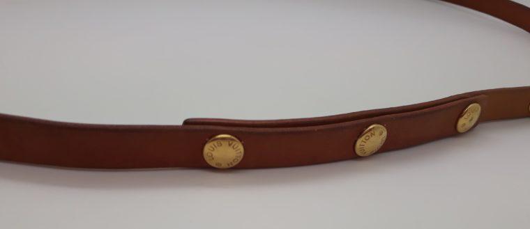 Louis Vuitton Gürtel VVN Leder -13364