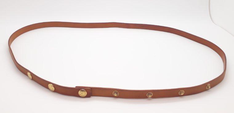 Louis Vuitton Gürtel VVN Leder -13367