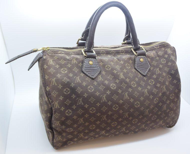 Louis Vuitton Speedy 30 Mini Lin -13302