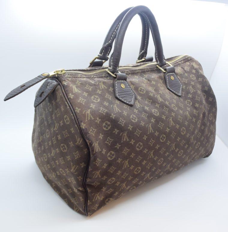 Louis Vuitton Speedy 30 Mini Lin -0