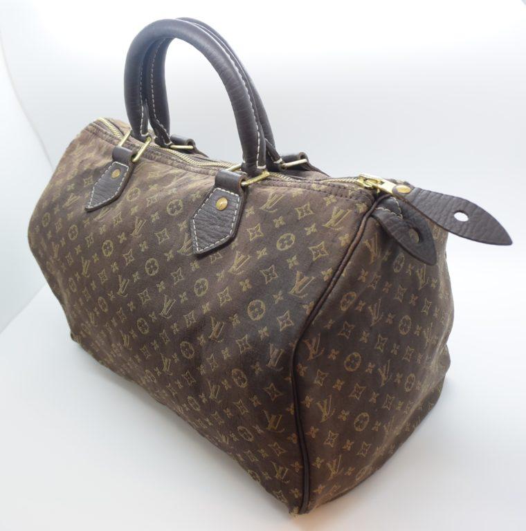Louis Vuitton Speedy 30 Mini Lin -13306