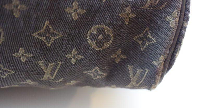 Louis Vuitton Speedy 30 Mini Lin -13307